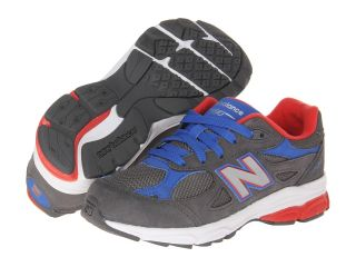 New Balance Kids 990v3 Boys Shoes (Black)