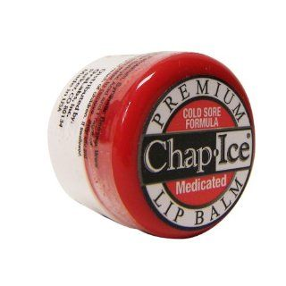 Chap Ice Medicated Lip Balm .25 oz. Pot/Jar, 24 Count Health & Personal Care