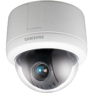 SAMSUNG Samsung SCP 2120 High resolution PTZ Dome Camera (12x Zoom) / SCP 2120 / Computers & Accessories