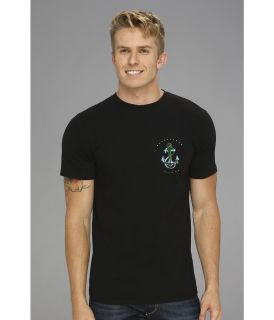 Quiksilver Anchor Up Tee Mens T Shirt (Black)