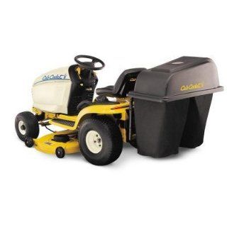 "Cub Cadet OCC 190 678 Riding Lawn Mower Twin Bag Grass Collector for 46"" Decks  Lawn Mower Accessories  Patio, Lawn & Garden"