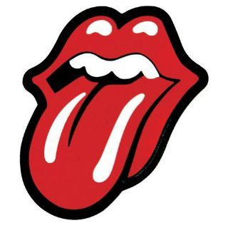 Rolling Stones   Tongue Decal Automotive