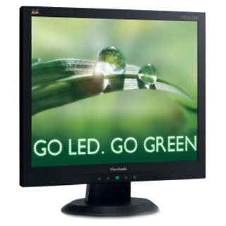 "Viewsonic VA705 LED 17"" LED LCD Monitor   43   5 ms Computers & Accessories"