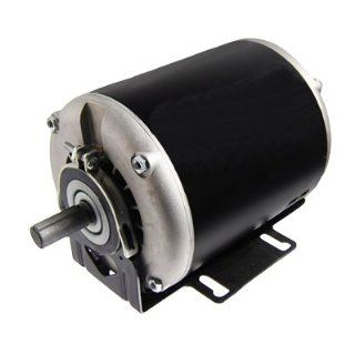 Packard Belt Drive Fan And Blower Motor 5 5/8 Inch Diameter 1725 RPM 115 Volts 1/3 H.P.   Electric Fan Motors