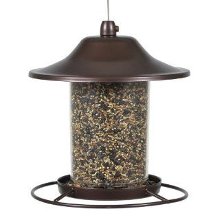 Perky Pet 312 Panorama Bird Feeder, Small  Wild Bird Feeders  Patio, Lawn & Garden