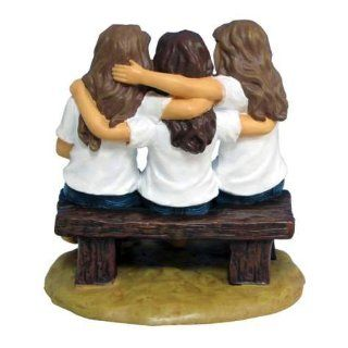 Forever In Blue Jeans Best Friends Forever   Collectible Figurines