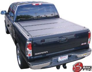 BAK Industries 26100T BakFlip G2 Hard Folding Truck Bed Tonneau Cover Automotive