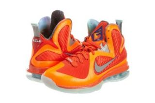 Nike Lebron 9 Big Kids Style 472664 800 Size 4.5 M US Fashion Sneakers Shoes