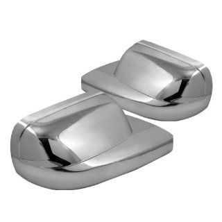 Chrysler 200 4DR Full Chrome Mirror Covers (MC CHR 1F) Automotive
