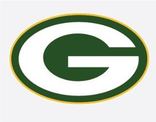 "GREEN BAY PACKERS Football 8"" Vinyl Decal Car Truck Sticker NFL"