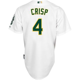 Majestic Athletic Oakland Athletics Coco Crisp Authentic Home Cool Base Jersey