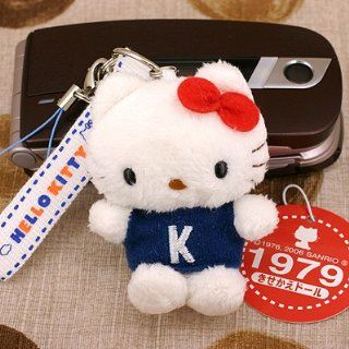 Sanrio Hello Kitty 70s Classic Cell Phone Strap (79 Dress Up)   Japanese Import ***Free Domestic Shipping for This Item*** Toys & Games