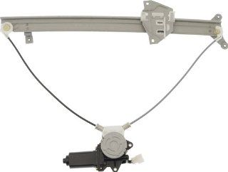 Dorman 741 940 Front Driver Side Replacement Power Window Regulator with Motor for Mitsubishi Montero Automotive