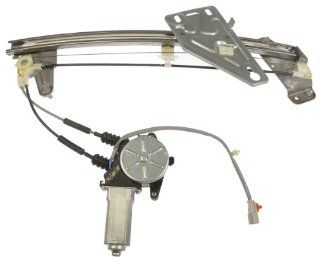 Dorman 748 042 Acura Integra Front Driver Side Window Regulator with Motor Automotive