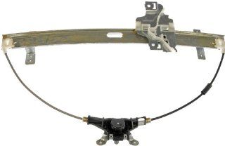 Dorman 749 123 Isuzu Rodeo Front Driver Side Manual Window Regulator Automotive