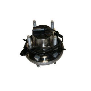 GMB 730 0349 Wheel Bearing Hub Assembly Automotive
