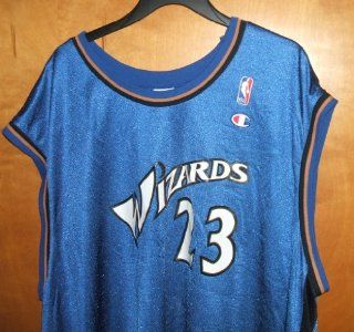 #23 Michael Jordan Washington Wizards NBA Jersey, XXL