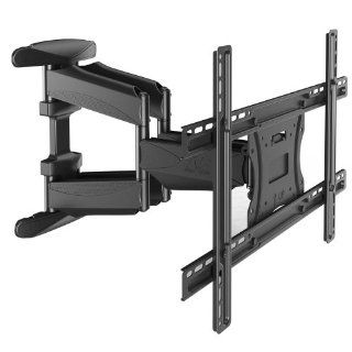 "Ultra slim Full Motion Articulating TV Wall Mount for Displays upto 60"" and 100lbs (NB757 L400) Electronics"