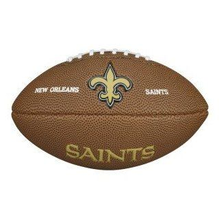 New Orleans Saints NFL Mini Soft Touch Football  Sports Related Collectible Footballs  Sports & Outdoors