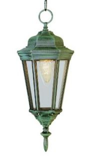 Bel Air Lighting 4097 VG 1 Light Hanging Lantern   Pendant Porch Lights