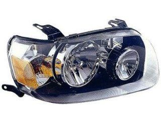PASSENGER SIDE HEADLIGHT Ford Escape HEAD LAMP LENS AND HOUSING; Automotive