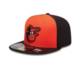 MLB Baltimore Orioles Batting Practice 59Fifty Baseball Cap, Orange/Black  Baseball And Softball Apparel  Sports & Outdoors