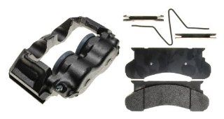 Raybestos RC7015 Professional Grade Remanufactured, Loaded Disc Brake Caliper Automotive