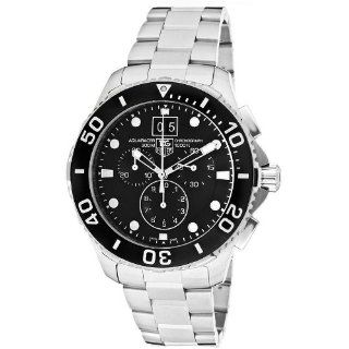 Tag Heuer Aquaracer Mens Chronograph Watch CAN1010.BA0821 at  Men's Watch store.