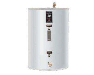 Bradford White Rtv 40 l Powerstor Stainless Steel Single wall Indirect Propane Water Heater 40 Gallon