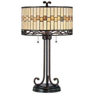 Lite Source C41154 Omora Tiffany Table Lamp   Table Lamps