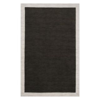 angeloHOME Madison Square MDS 1004 Area Rug   Black/Grey   Area Rugs