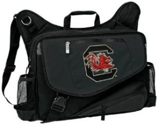 South Carolina Gamecocks Laptop Computer Messenger Bag University of South Carol Clothing