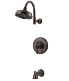 Price Pfister 808 YPOZ Ashfield Tub and Shower Faucet, Oil Rubbed Bronze