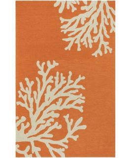 Jaipur Rugs Grant Indoor Outdoor GD01 Indoor/Outdoor Area Rug   Orange   Rugs