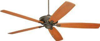 Emerson CF787ORB Carrera Grande Indoor/Outdoor Ceiling Fan, 54 Inch, 60 Inch or 72 Inch Blade Span, Oil Rubbed Bronze Finish, Blades Sold Separately   Ceiling Porch Lights