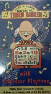 Play & Learn Musical Times Tables Movies & TV