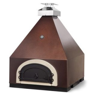 Chicago Brick Oven 750 Pyramid Countertop Pizza Oven   Outdoor Pizza Ovens