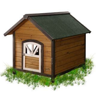 Pet Squeak Doggy Den Dog House   Dog Houses
