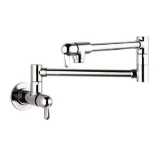 Hansgrohe 04059 Allegro Wall Mounted Pot Filler   Pot Fillers