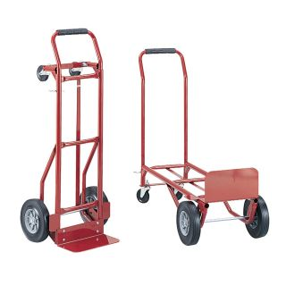Safco Convertible Heavy Duty Hand Truck   Hand Trucks