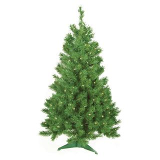 Pre Lit Colorado Spruce Christmas Tree   Artificial Christmas Trees