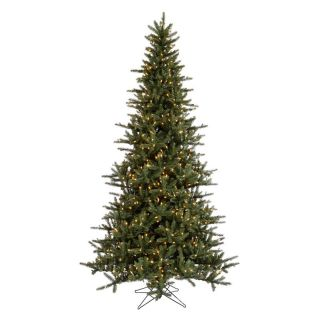 Bayport Pre lit LED Balsam Christmas Tree   Christmas Trees