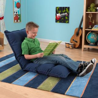 KidKraft Adjustable Lounger   Denim   Specialty Chairs