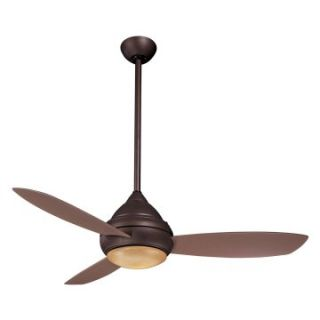 Minka Aire F577 ORB Concept 52 in. Indoor / Outdoor Ceiling Fan   Oil Rubbed Bronze   Outdoor Ceiling Fans