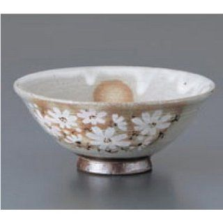 teacup kbu842 21 082 [5.52 x 2.17 inch] Japanese tabletop kitchen dish Matcha Wango Honte autumn cherry blossom cup ( chrysanthemum ceramic work ) [14 x 5.5cm] cafe restaurant tableware restaurant business kbu842 21 082   Teacups