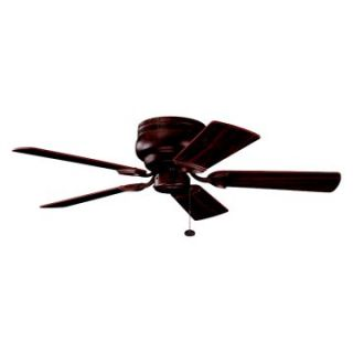 Kichler 339017TZ Stratmoor 42 in. Indoor Ceiling Fan   Tannery Bronze   Ceiling Fans