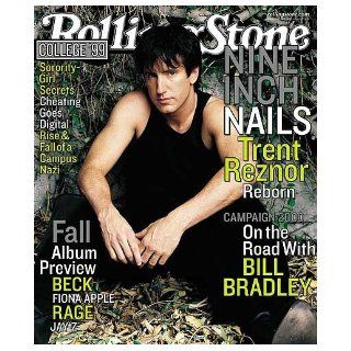 Rolling Stone #823 October 14, 1999 Jann S. Wenner Books