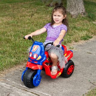 Lil Rider Lux 3 Wheel Bike Motorcycle Battery Powered Riding Toy   Battery Powered Riding Toys