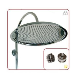 Outdoor Shower Company 19 in. Shower Head   Outdoor Showers
