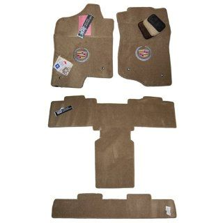 Cadillac Escalade Cashmere Leather Interior Floor Mats 2011 2012 2013 2014 IN Stock Automotive